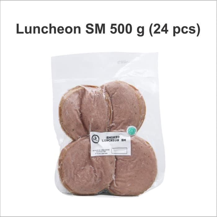 Luncheon SM Slice (500gr)